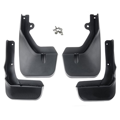 lexus rx350 mud guards - 5