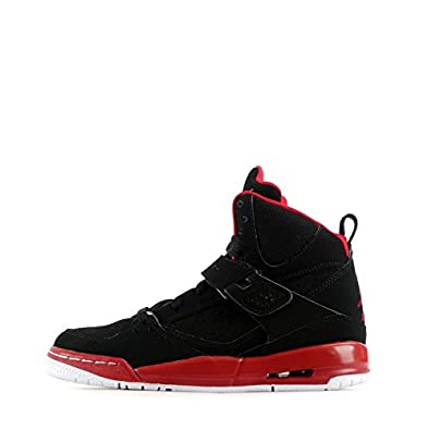 f3e0850a8bd44 Nike Air Jordan Flight 45 Haut IP BG Baskets Montantes 845095 Baskets  Chaussures