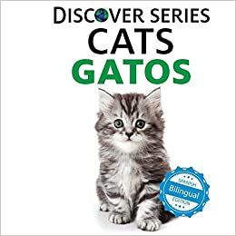 Cats / Gatos (Xist Kids Bilingual Spanish English): Xist Publishing, Victor Santana: 9781532403057: Amazon.com: Books