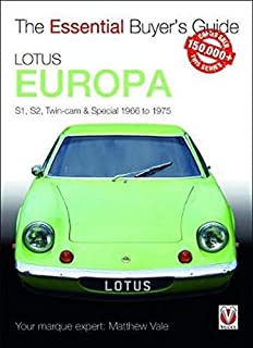Lotus Europa Colin Chapman's mid-engined masterpiece car book