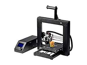Monoprice Maker Select 3D Printer v2 With Large Heated (200 x 200 x180 mm) Build Plate + Free Sample PLA Filament And MicroSD Card Preloaded With Printable 3D Models. by Monoprice Inc.