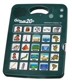 AliMed GoTalk Communicator 20+ by AliMed