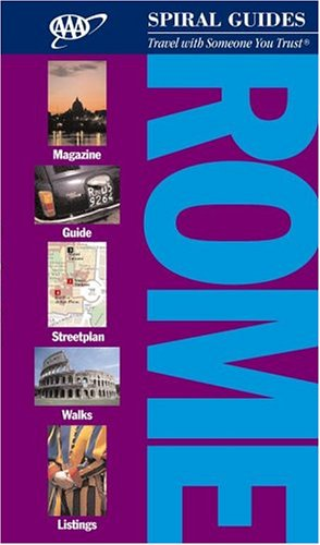 Rome (AAA Spiral Guides) -