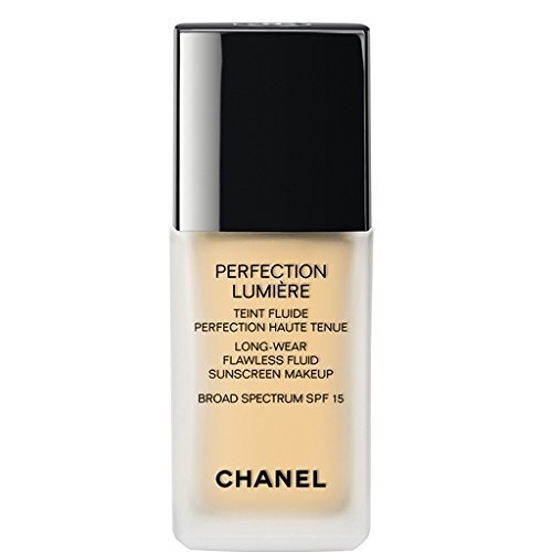 Chanel Perfection Lumiere Long Wear Flawless Fluid Makeup 30ml. #30 Beige - Perfume Samples Chanel