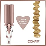 Conair Double Ceramic Triple Barrel Waver