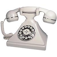 Cetis Telematrix Retro Stylish Desk Model Telephone Ash