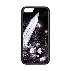 Date A Live Yatogami Tohka iPhone 6 Plus 5.5 Inch Cell Phone Case Black Gift pjz003_3369047