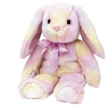 Amazon.com  TY Beanie Buddy - HIPPIE the Ty-Dyed Bunny  Toy   Toys ... 6cb3a66d505