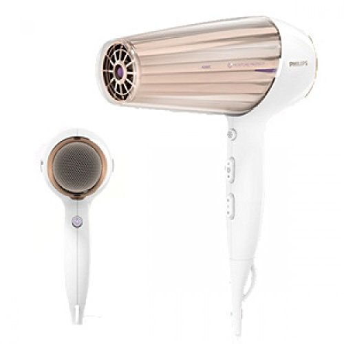 Philips HP8280 DryCare Prestige Moisture Protect Sensor 1500W Ionic Hair  Dryer well-wreapped 9af9ce3ec39ba