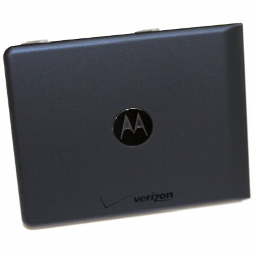 (Motorola Droid 2 Verizon Black Standard Back Cover Battery D)