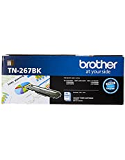 Brother TN-267BK ASA Original Toner Cartridge Compatible with DCP/HL/MFC, 3000 Pages, Black