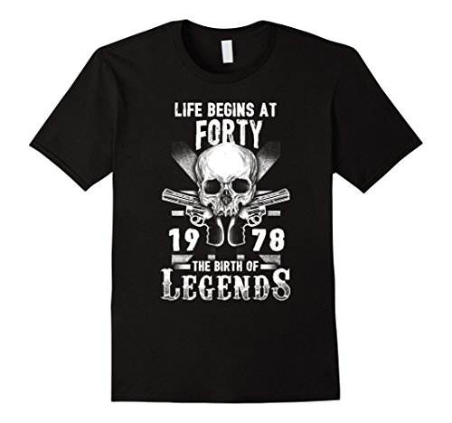 Life Begins At Forty 1978 The Birth Of - Legends The At Shops