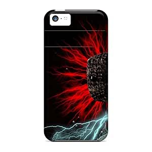 Great Hard Phone Cases For Iphone 5c (zez12550dOBV) Support Personal Customs Attractive Breaking Benjamin Pictures