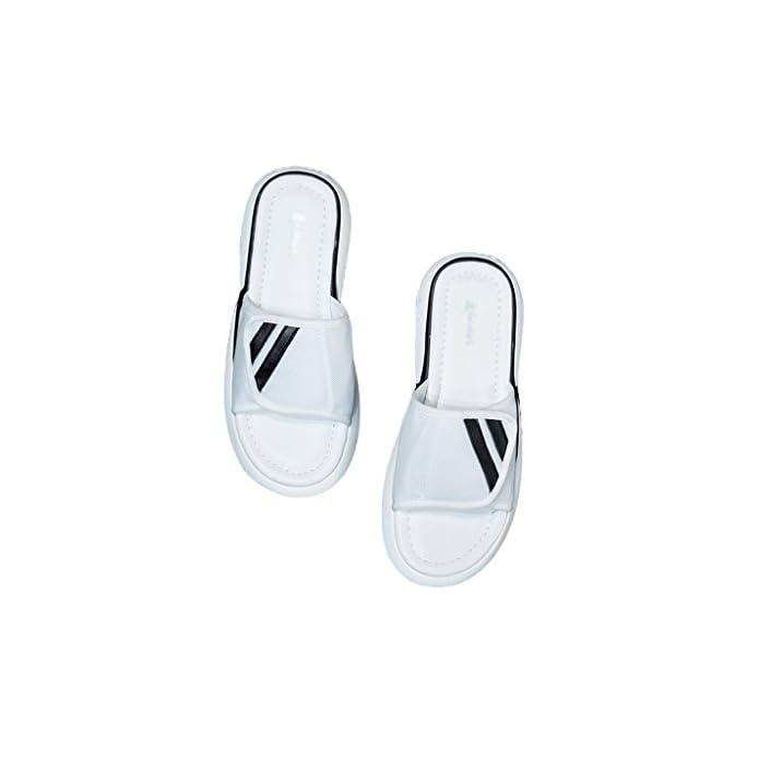 Pantofole Sportive Donna Estate Abbigliamento Moda Scarpe Sandali dimensioni 4 5