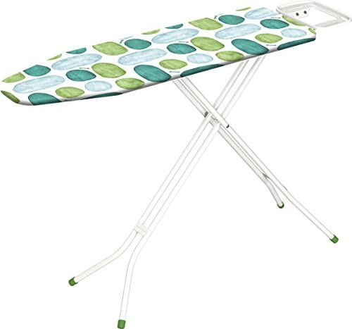gimi Andy Ironing Board, Metal, White, 144x 38x 90cm