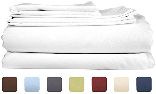 Egyptian Cotton Sateen Mattress Pads - 6