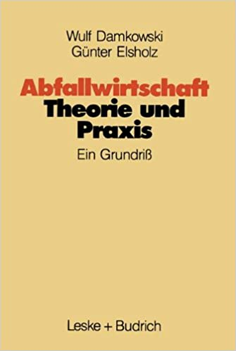 Abfallwirtschaft Theorie und Praxis