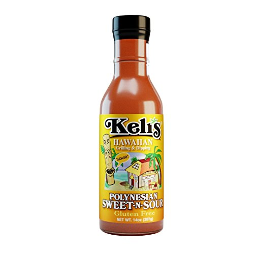 Orange Sauce - Polynesian Sweet and Tangy Creamy Salad Dressing, Glazing and Dipping Sauce With a Hint of Mustard. All Natural, Gluten-Free and Low Sodium. (15 (Sweet Shrimp)