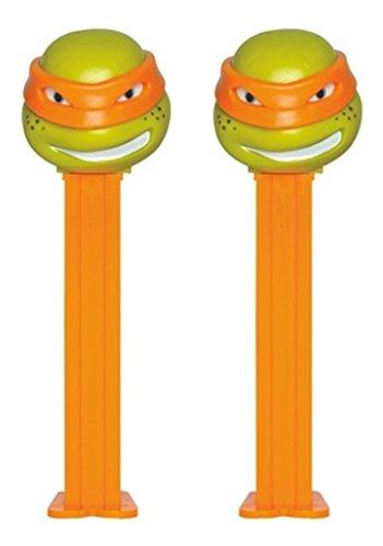ninja turtle pez candy dispensers - 9