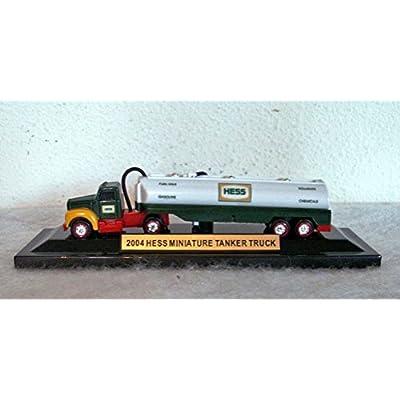 Hess 2004 Miniature Tanker Truck: Toys & Games