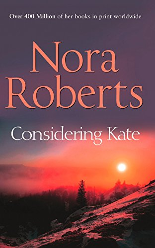book cover of Considering Kate