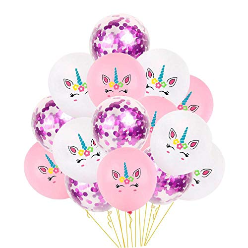 Pink Latex Unicorn Baloon Unicorn Party Decoration Unicorn