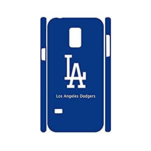 Artistic Dustproof Baseball Team Logo Print Phone Cover Skin for Samsung Galaxy S5 Mini SM-G800 Case
