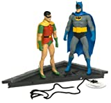 Classic Silver Age Batman & Robin Deluxe Action Figure Set