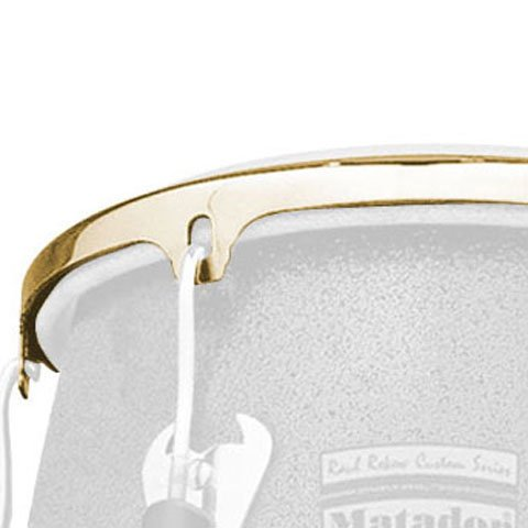 LP 10 Quinto Rim Gold Tone by Latin Percussion