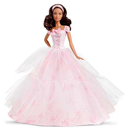 Barbie Birthday Wishes 2016 Barbie Doll Dark Brunette