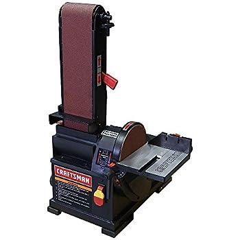 bench sander harbor freight. craftsman belt \u0026 disc sander, bench top, 4 x 36 in. and sander harbor freight