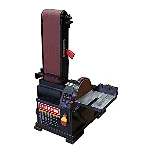 Craftsman Belt Amp Disc Sander Bench Top 4 X 36 In Belt