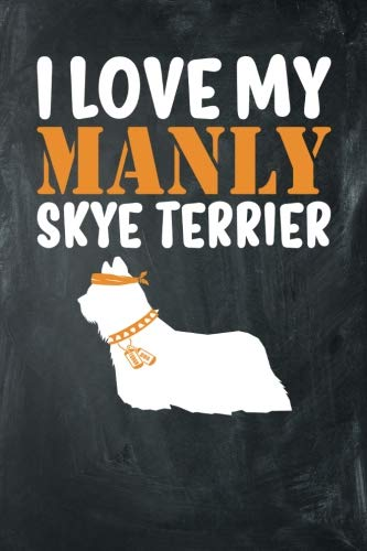 Terrier: Chalkboard, Orange & White Design, Blank College Ruled Line Paper Journal Notebook for Dog Moms and Their Families. (Dog ... Book: Journal Diary For Writing and Notes) ()