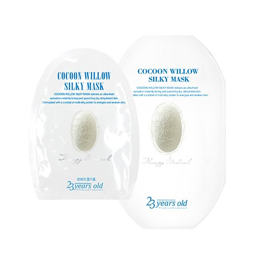 23 Years Old Cocoon Willow Silky Mask - 8