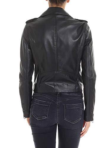 Giacca Outerwear Pinko 1g13lmy4qez99 Nero Donna Pelle dgHq4z