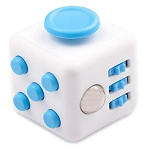 Generic Stress Cube, White/Black from Generic