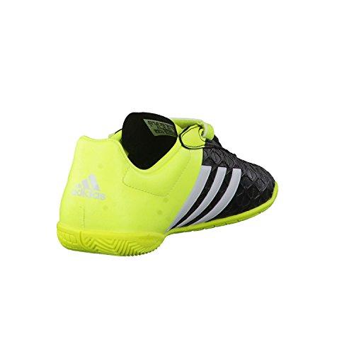 adidas Ace 15.4 IN J HL - Botas para niño Negro / Lima