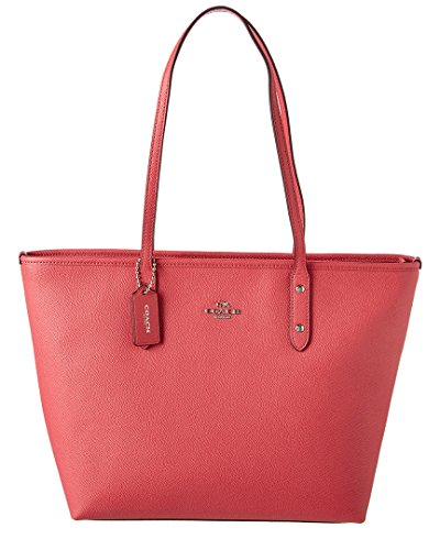 Coach City Crossgrain Leather Tote product image