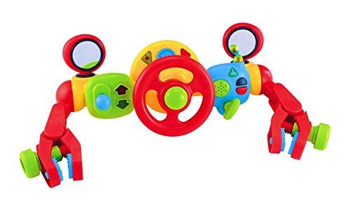 Baby Steering Wheel For Stroller - 7