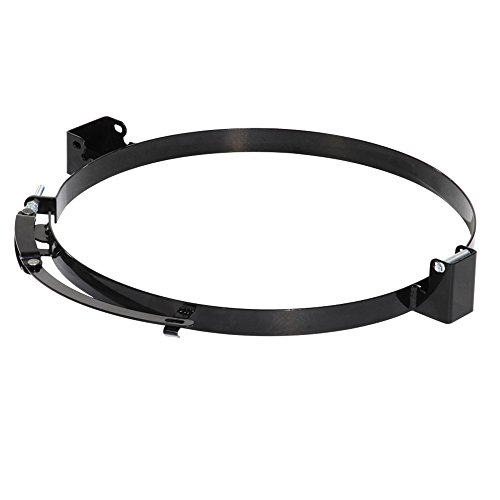 New-Pig-DRM1073-Powder-Coated-Steel-Fast-Latch-Ring-Black-For-Latching-Drum-Lids