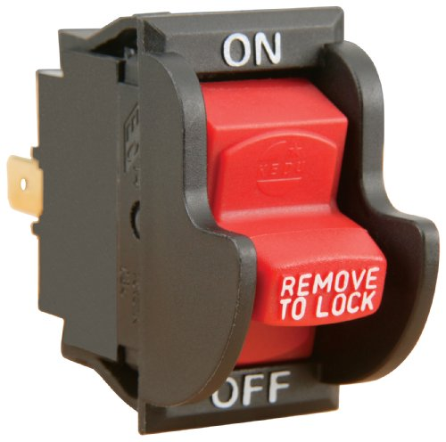 Cut Toggle Charm - Woodstock D4163 Toggle Safety Switch