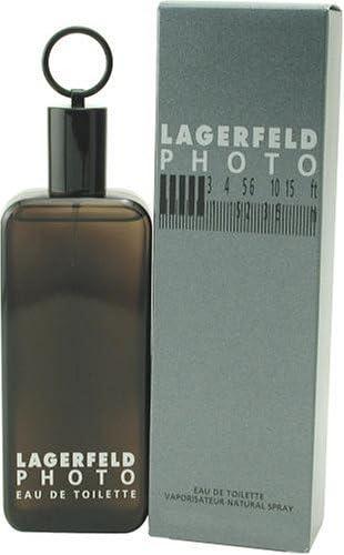 Photo Eau De Toilette Spray 4.2 Oz 125 Ml von Karl Lagerfeld für Männer