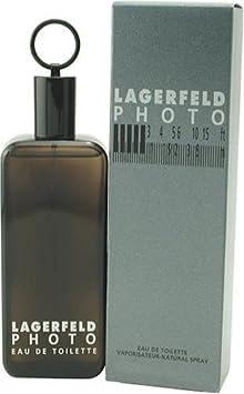 Photo By Karl Lagerfeld For Men. Eau De Toilette Spray 4.2 Ounces