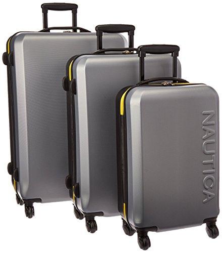 Nautica Piece Hardside Spinner Luggage
