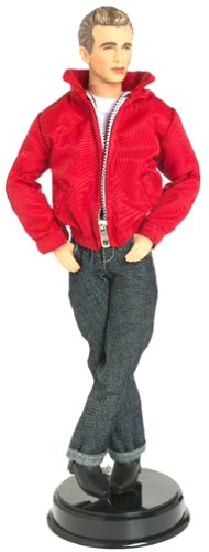 Mattel James Dean, American Legend (Frank Sinatra Doll)