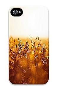 iPhone 4 4S Case Autumn harvest 3D Custom iPhone 4 4S Case Cover