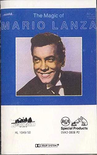 MARIO LANZA: The Magic of Mario Lanza - #2 Cassette ()