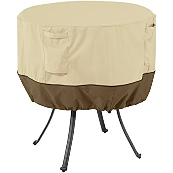 Amazoncom Classic Accessories Terrazzo Round Patio Table Cover