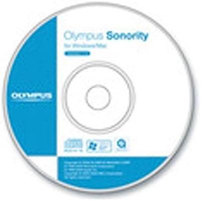 Olympus - Olympus Sonority Plus CD-ROM incl. Número de Serie