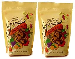 Trader Joe\'s Loaded Fruit and Nut Gluten Free Granola, 12 oz - 2 pack